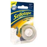 Sellotape Super Clear Tape